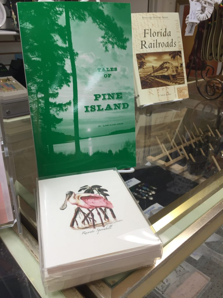 Tales of Pine Island in the Museum of the Islands Gift Shop