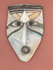 calusa mask