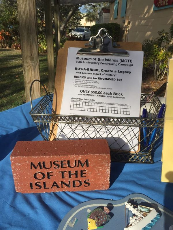 Museum of the Islands Buy a Brick