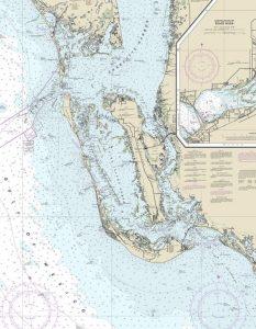 buy Pine Island Map